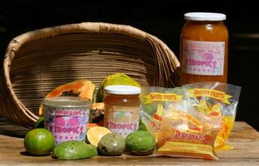 Produits de l'entreprise Shivet fruits